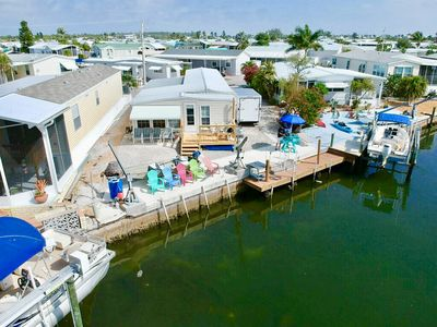Photo for Boater and Fisherman's Paradise, Rental Boat available!