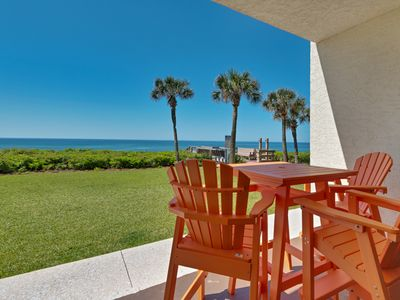 Photo for Comfortable Gulf Front Condo Located in the Heart of Seagrove Beach!!