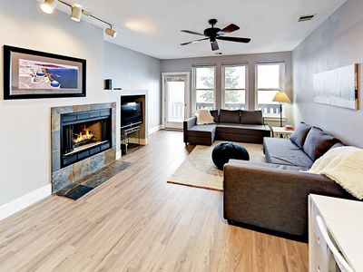 Photo for Modern Unit in Pinebrook Pointe - Near Canyons Village & Park City Mountain