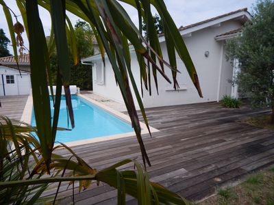 Photo for Beautiful villa with swimming pool near the oyster port