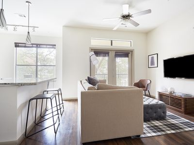 Photo for Bright 1BR in Midtown by Sonder