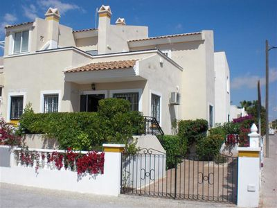Photo for 137. Townhouse, Playa Flamenca, Spain - 3 Bed - Sleeps 6