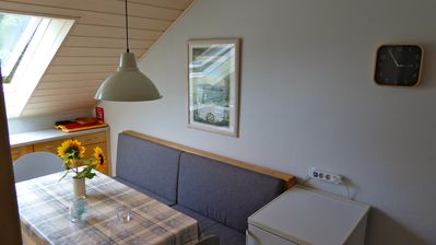 Photo for Ferienwohnungen Hansen, Cozy apartment on the first floor