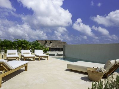 Photo for Calalily  Luxury 5BD Penthouse W/ Private Rooftop Pool