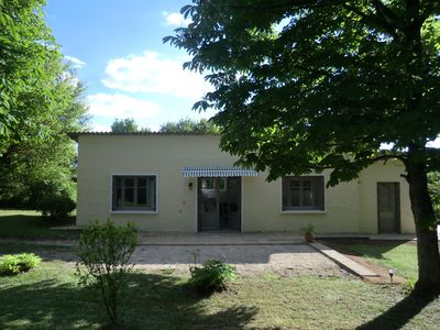 Photo for Detached Private Gîte in Rural Poitou Charente