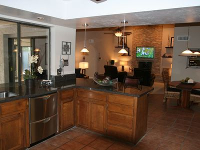 Photo for Custom Home in a Quiet Neighborhood for 9 people