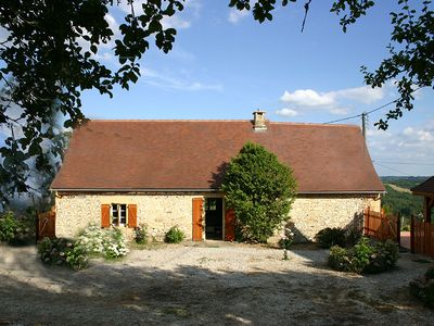 Photo for Ferme La Besse has an exceptional view. Here you can enjoy peace