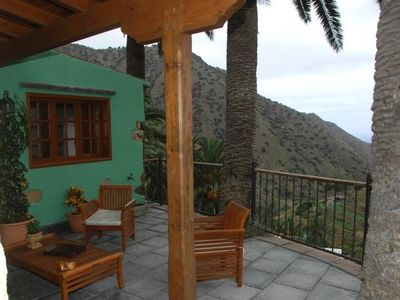 Photo for Country house in La Gomera 100353 - Two Bedroom Apartment, Sleeps 4
