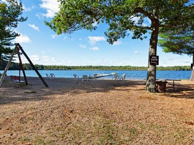 Photo for Cozy, dog-friendly suite w/ shared boat docks, private deck & WiFi!