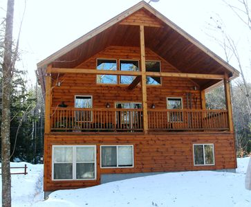Photo for 4BR Chalet Vacation Rental in Newry, Maine