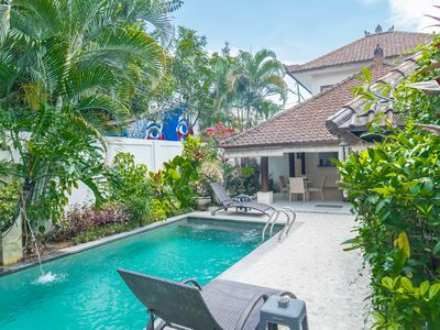 Photo for Drupadi 16A, 3 Bed Villa, Central Seminyak