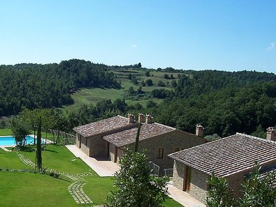 Photo for 2 bedroom Villa, sleeps 6 in Città della Pieve with Pool and WiFi
