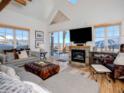 Photo for 7 Day Summer Cancellation/Totally Renovated/Beautiful Ski-in/out Saddle Ridge