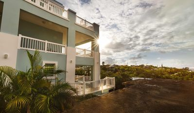 Your Water View Sea Turtle Studio is perfectly located on the middle  level