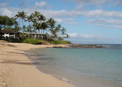 Oh, What a beautiful morning on Napili Bay!!