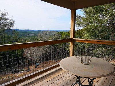 Photo for Minutes from the Wimberley Square but away from it all! Check out these views!