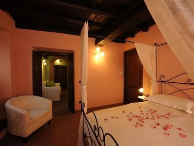 Photo for 1BR Apartment Vacation Rental in Bracciano,