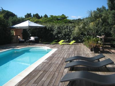 Photo for 1BR Apartment Vacation Rental in Alata, Corse