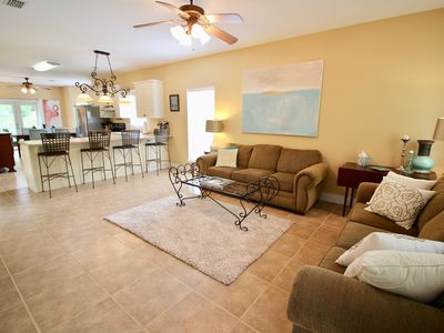 Photo for 30A Seagrove Beach Vacation Rental House with 4 FREE BIKES + Walk to Seaside 30A