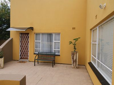 Photo for A private self catering cottage in quiet residential area