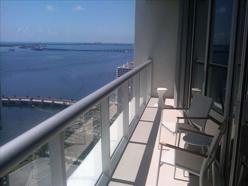 Luxury 1BR King at Icon Brickell (the Residences at the W Hotel) Water  Views! - Downtown Miami