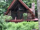 3BR Chalet Vacation Rental in Dubois Pa  Treasure Lake, Pennsylvania