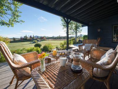 Photo for Escape for the Summer! Luxury Estate on 20 Private Acres | Sleeps 24 | Abode at Open Meadows