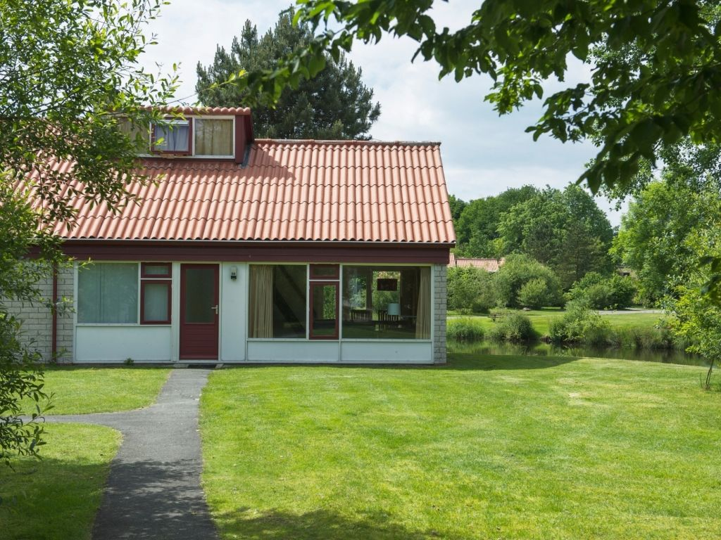 Bungalow In The Holiday Park Landal De Bloemert 60 Bungalows In