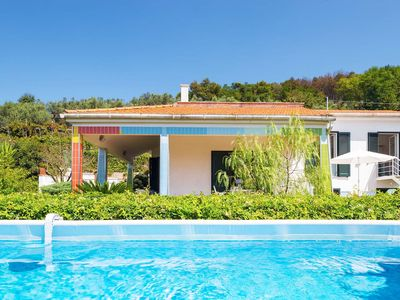 Photo for Villa Corinna. Clean Modern villa with garden and pool