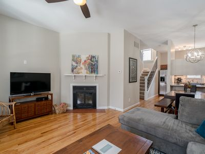 Photo for Picturesque & Contemporary Home in Lafayette Square   JZ Vacation Rentals