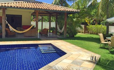 Photo for Paradise Beira Beach, Large house in Guarajuba