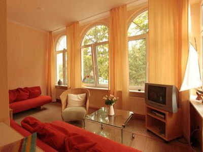 Photo for Apartment 3, 1st floor, 2 rooms, Zinnowitz - Apartments-Haase, center and beach