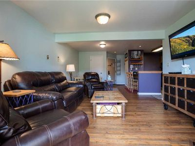 Photo for Beautiful Steamboat condo located in the heart of the mountains!