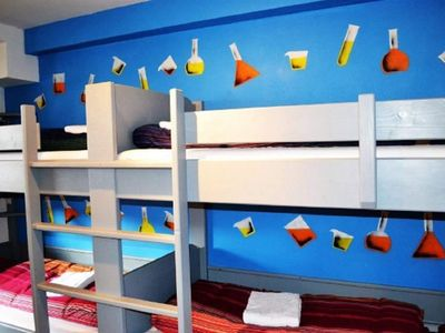 Photo for Four-Bed Room - Hostel Alpking