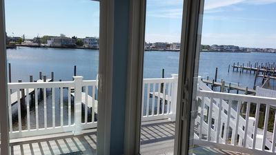 Photo for Charming Bayfront 3BR, 2BA home in Ship Bottom, NJ (LBI)