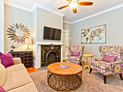 Beautifully Decorated 3BR, On Forsyth Park