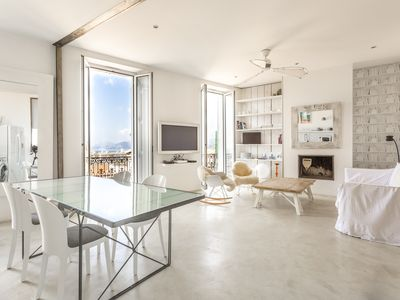 Photo for 3BR Apartment Vacation Rental in Cannes, Provence-Alpes-Côte d'Azur