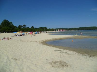 Photo for Luxury family holiday house, <100m from safe sandy beach