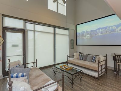 Photo for Boutique Midtown Loft Minutes from Downtown