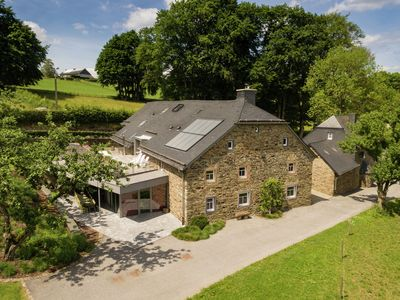 Photo for Beautiful holiday home in former farmhouse from the 18th century with wellness center