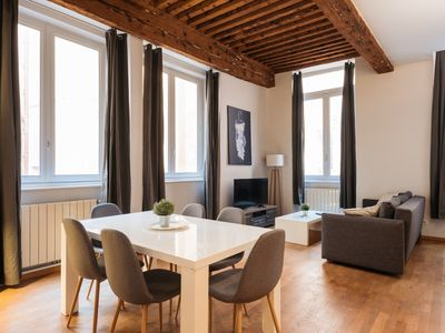 Photo for NICE & SPACIOUS FLAT - CLOSE TO PLACE BELLECOUR