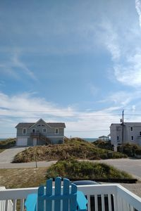Photo for OCEAN & SOUND VIEWS - Beach Access Right Out Front!!