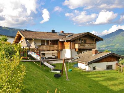 Photo for Cozy apartment on the slopes, with breathtaking views over Kaprun