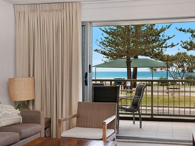 Photo for Kingston Court unit 3 - Beachfront unit easy walk to clubs, cafes and restaurants