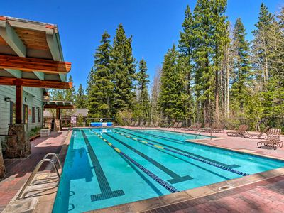 Photo for Truckee Home w/Premier Northstar Resort Amenities!