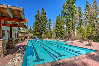 You won't want to miss this amazing vacation rental house in Northstar Resort!