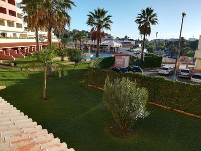 Photo for apartment in the center of Albufeire 10 minutes walk from the beach