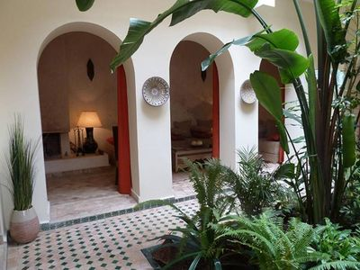 Photo for Charming riad in El Jadida