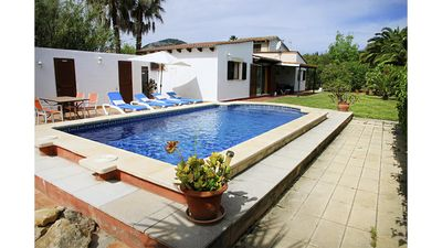 Photo for Villa With Pool in Pollena