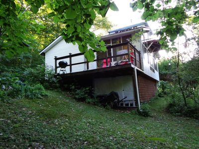 Photo for Cottage on Carillon Island *50min from Montreal*